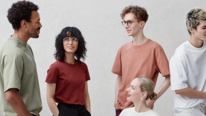 Uniqlo Rilis Koleksi T-shirt Terbaru untuk Pria dan Wanita Berbahan Katun