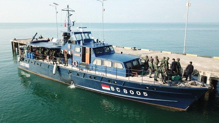 Kolinlamil Libatkan Bea Cukai dan KPLP Dalam Latihan Militer
