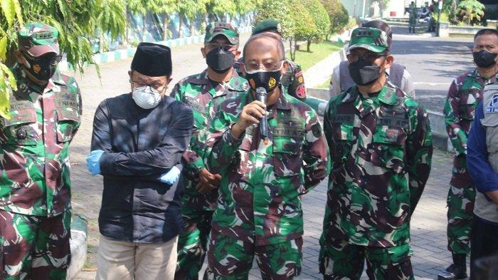 TNI AD Bakal Bangun Rumah Sakit Lapangan Modern Ketiga di Jawa Timur