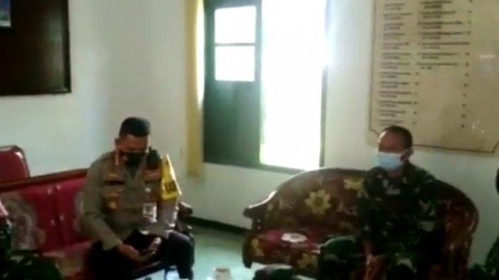 Kapolres Marahi Anggotanya yang Salah Tangkap Kolonel TNI: Kalian Telah Membahayakan Institusi