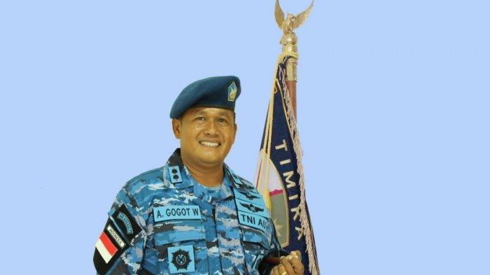 Profil Kolonel Pnb A Gogot Winardi, Danlanud JA Dimara Merauke yang Baru, Anak Petani dari Ambarawa