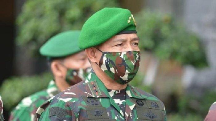 Komandan Paspampres Mayjen Agus Subiyanto