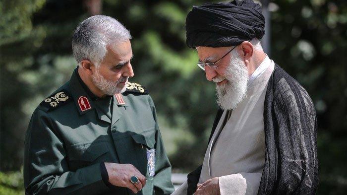 Jenderal Iran Qassem Soleimani Terbunuh, Indonesia Minta Semua Pihak Menahan Diri