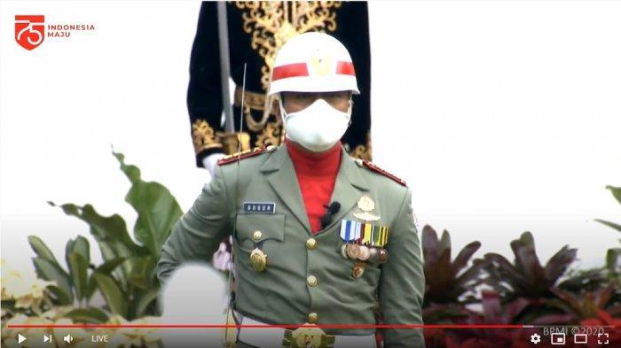 Profil Kolonel Inf M Imam Gogor, Komandan Upacara HUT 75 RI di Istana, Suka Nasi Putih serta Kecap