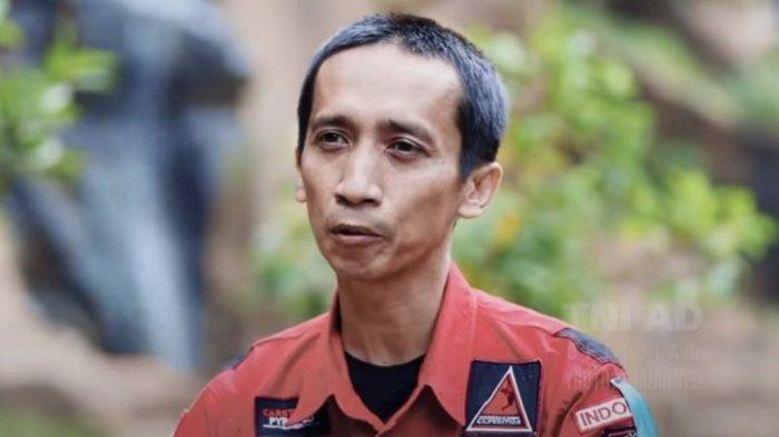 Komandan Vertical Rescue Indonesia, Tedi Ixdiana