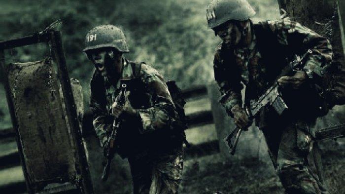 HUT Ke-69 Kopassus, Panglima TNI: Tingkatkan Terus Profesionalisme Prajurit Komando dengan Berlatih