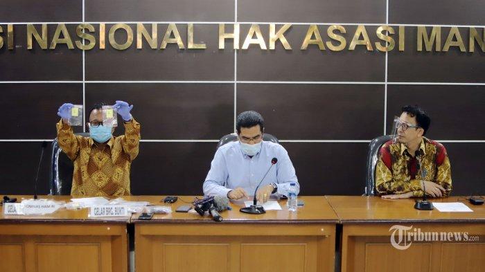 Komisi III DPR Minta Pemerintah Tindaklanjuti Temuan Komnas HAM soal Kematian 4 Laskar FPI