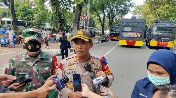 5.190 Personel Gabungan TNI/Polri Ditempatkan di Kawasan Ring 1 Istana Negara