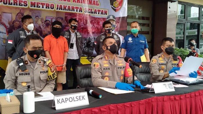 Diputus Kontrak, Motif Pemicu RH Lakukan Penusukan ke Plt Kadisparekraf DKI