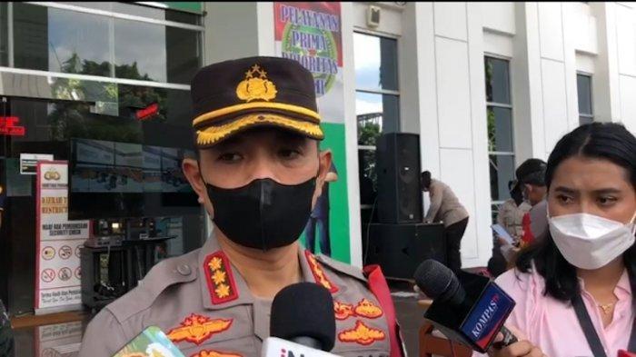11 Orang Diamankan Polisi saat Sidang Rizieq Shihab, Mengaku dapat Undangan dari WA