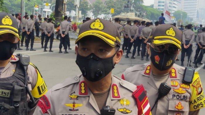 Kombes Polisi Heru Novianto: 650 Personel Berjaga di Kawasan Monas