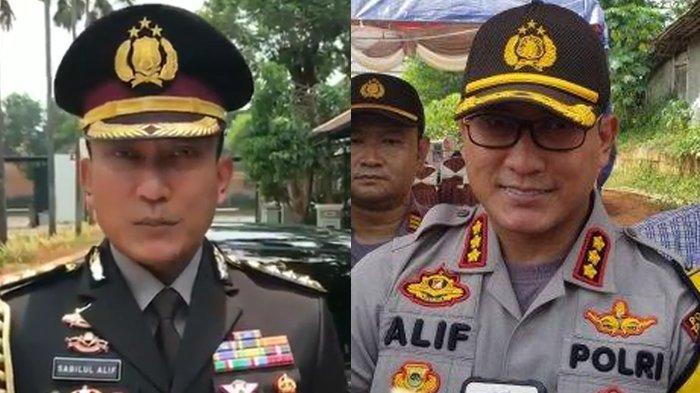 Kombes Sabilul Jadi Ajudan Wakil Presiden, Ini Pengganti Kapolresta Tangerang