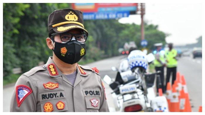Kepala Bagian Ops Korlantas Polri Kombes Rudy Antariksawan