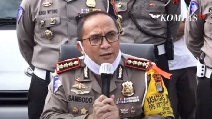 PSBB Total, Hari Ini Polisi Kembali Nonaktifkan Aturan Ganjil Genap di Jakarta
