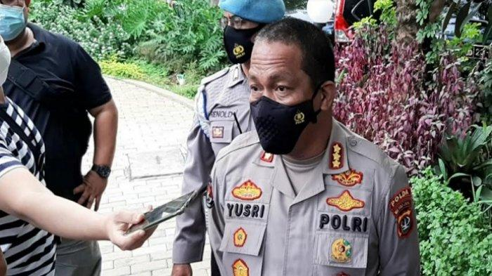 Kabid Humas Polda Metro Jaya, Kombes Pol Yusri Yunus ketika ditemui di Polda Metro Jaya, Semanggi, Jakarta Selatan, Jumat (20/11/2020).