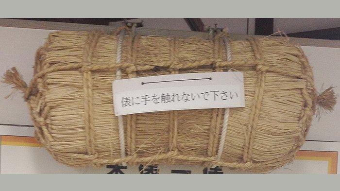 Mengangkat Karung Beras Seberat 60 Kg, Salah Satu Menu Pelatihan Ninja Jepang