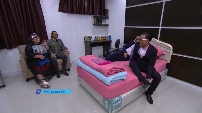 Penampakan Kamar Nunung di RSKO, Andre dan Sule Terkejut karena Fasilitasnya Lengkap Seperti Hotel