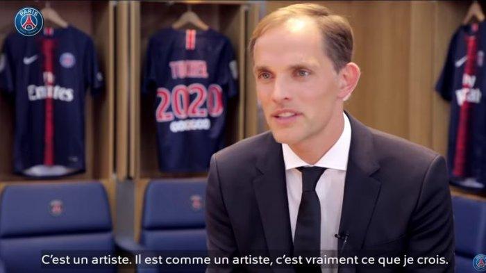 Komentar Thomas Tuchel untuk Neymar