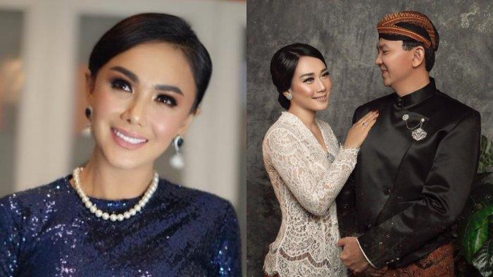 Yuni Shara Hingga Vicky Shu Terpesona Foto Prewedding Ahok dan Puput, Ini Kisah di Balik Pemotretan