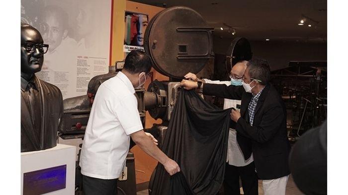 Peringatan HFN, Muspen Terima Hibah Koleksi Usmar Ismail