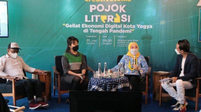 Kominfo Pacu Ekonomi Digital di Yogyakarta Menggeliat Lagi