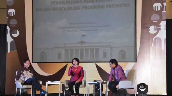 Peran Humas Pemerintah Mendukung Program Prioritas