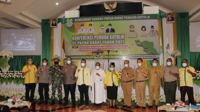 Komisariat Pemuda Katolik Papua Barat Gelar Konferensi Pemuda Katolik Se-Papua Barat