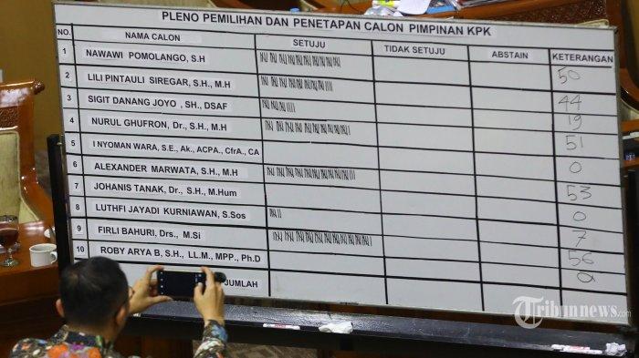 HM Prasetyo Tanggapi Tak Adanya Unsur Jaksa di Pimpinan KPK Jilid V