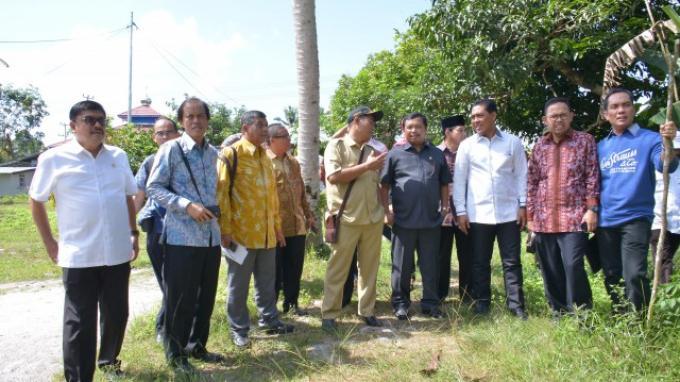 Persetujuan Tata Ruang Provinsi Untuk Percepat Pembangunan Daerah