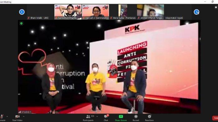KPK Sebut Film Efektif Untuk Menyebarluaskan Pesan Antikorupsi