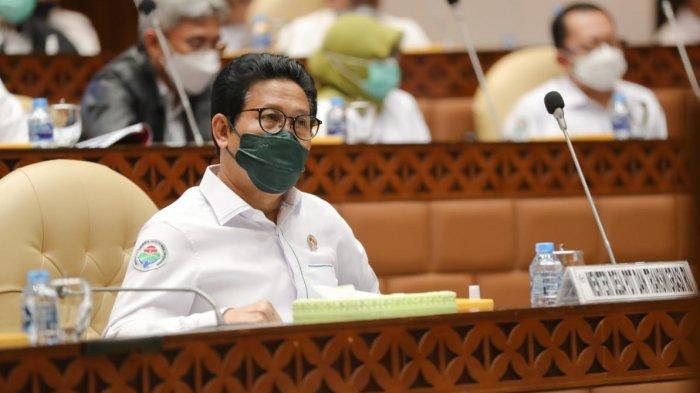 Mendes PDTT Hadiri Raker Bahas DIM Revisi UU Jalan