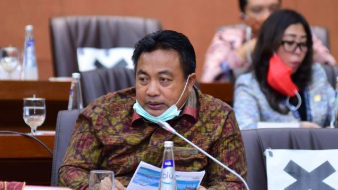Nyoman Parta Minta PLN Sajikan Secara Rinci Rencana PMN Rp 5 Triliun