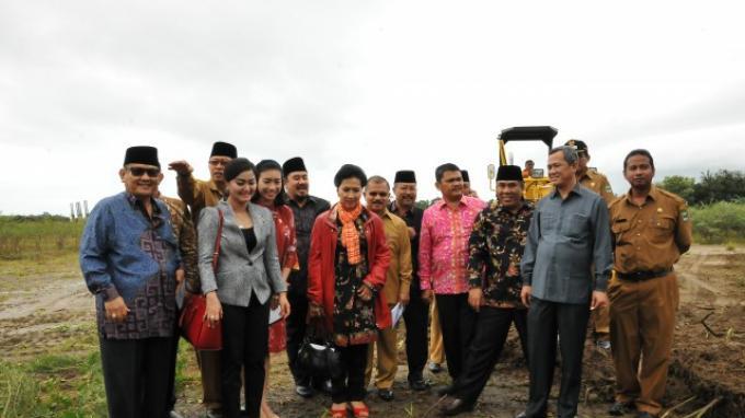 Komisi VIII DPR Desak Penyelesaian Pembangunan Asrama Haji Padang Pariaman