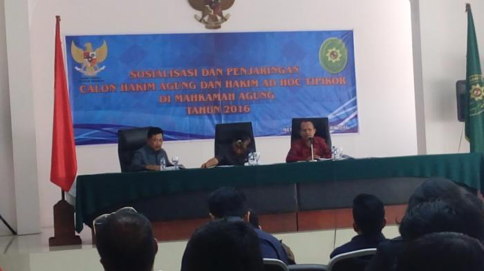 Komisi Yudisial Cari 8 Orang Calon Hakim Agung