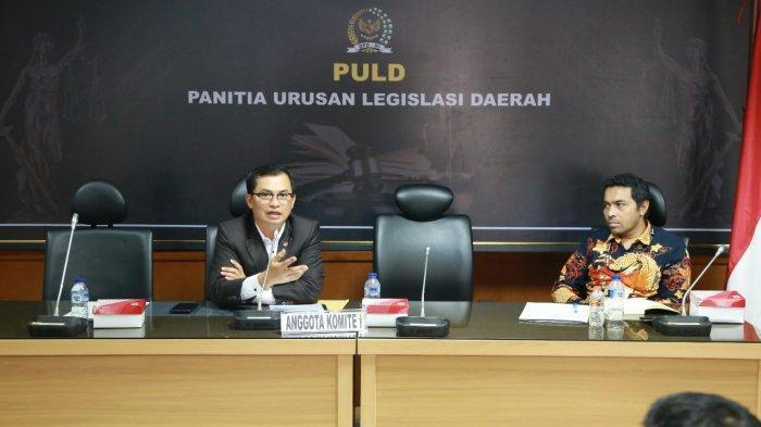Komite I DPD RI Terima Pengaduan Sengketa HGU Lahan PT. SWP Di Belitung Timur