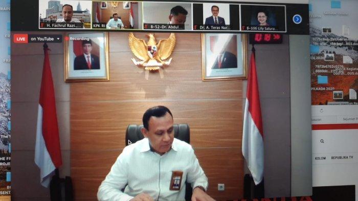 Komite I DPD RI dan KPK Jalin Kemitraan Strategis Untuk Pemberantasan Korupsi di Daerah