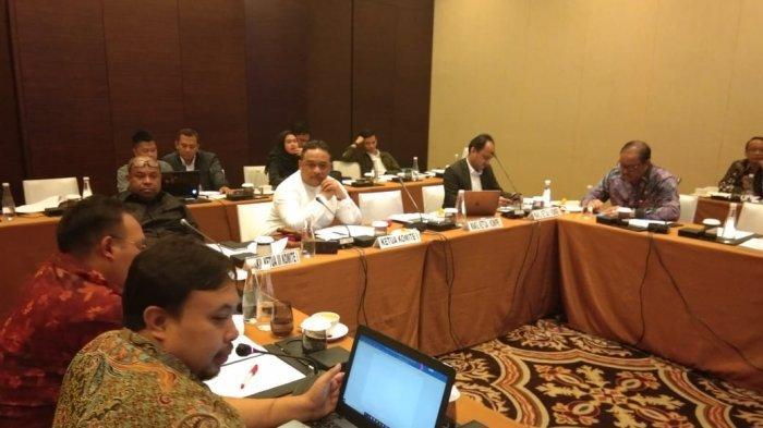 Komite I DPD RI Gelar Rapat Pleno Finalisasikan RUU Daya Saing Daerah
