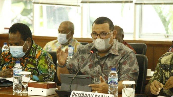 Komite I DPD RI Tindak Lanjuti Masukan Materi Muatan RPP Otsus Papua