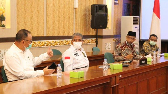 Kawal Program PEN Sektor Koperasi dan UMKM, Komite IV DPD RI Gelar Pertemuan dengan Pemda Riau