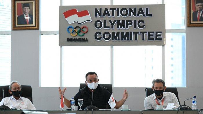 Komite Olimpiade Indonesia Tingkatkan Komunikasi Terkait Regulasi Kuota Tamu Negara di Olimpiade
