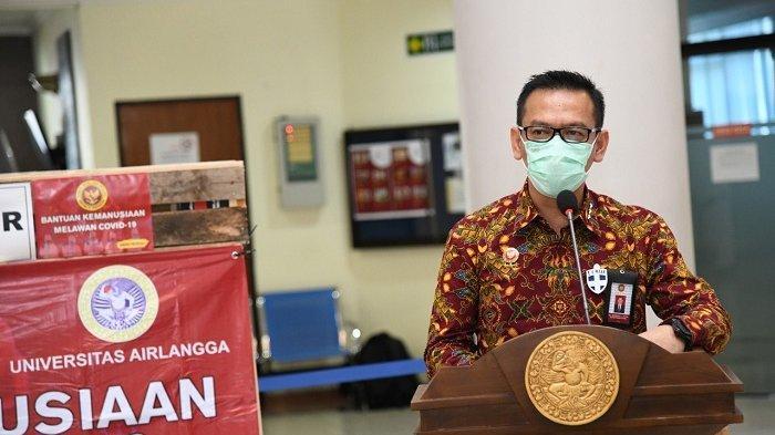 Sestama BIN Bambang Sunarwibowo Imbau Masyarakat Terapkan 3M Saat Libur Natal dan Tahun Baru