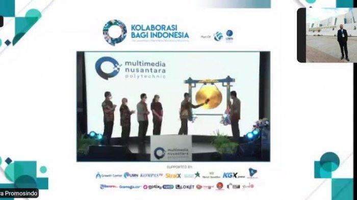 Dukung Pengembangan SDM Vokasi, Kompas Gramedia Dirikan Multimedia Nusantara Polytechnic