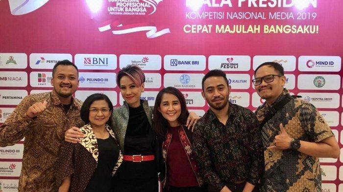 KompasTV Raih Prestasi Gemilang di Piala Presiden 2019