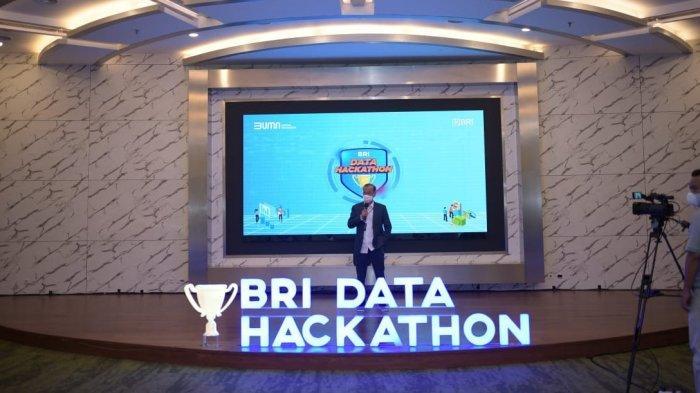 11.599 Peserta Ikuti Kompetisi Data Science 'BRI Data Hackathon 2021'