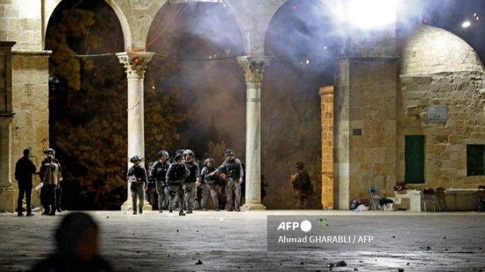 Partai Gelora Kutuk Israel atas Aksi Kekekerasan terhadap Jemaah Palestina di Masjidil Al-Aqsa