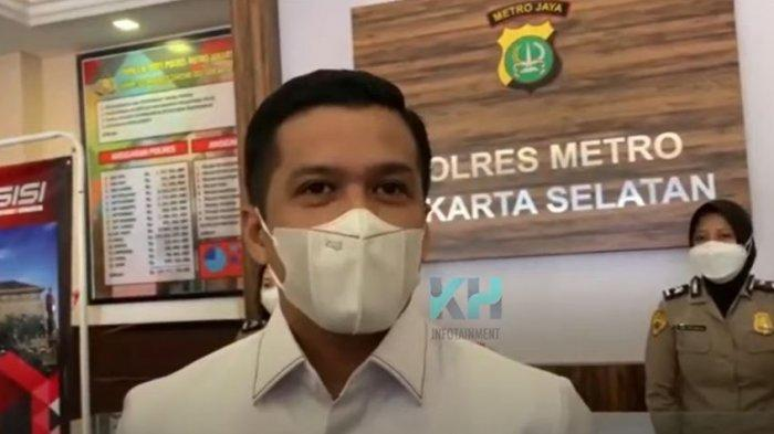 Kompol Achmad Akbar saat ditemui oleh rekan media