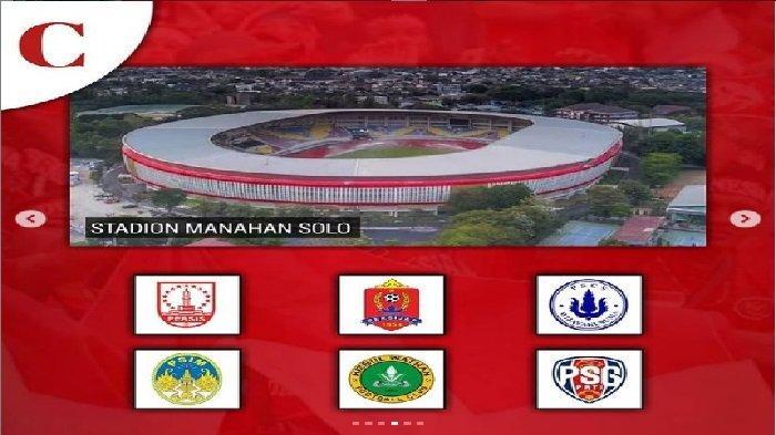 Persis Solo akan menjadi tuan rumah babak penyisihan Liga 2 2021 Grup C.