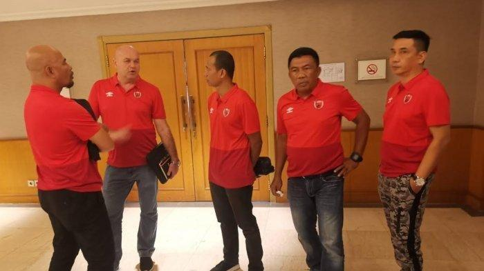 Komposisi pelatih PSM Makassar di musim 2020