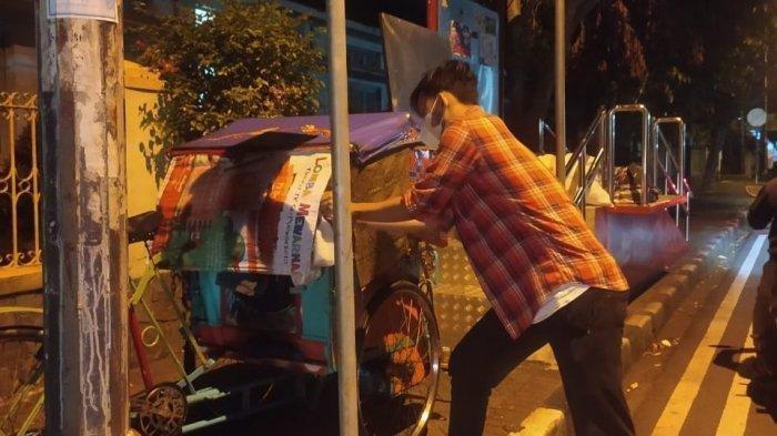 Berantas Kelaparan di Jalanan, Ini Aksi Nyata Komunitas Anti Lapar Bantu Warga Terdampak Pandemi