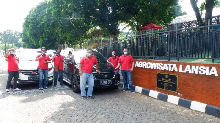 Cortezian Indonesia Pasok Kebutuhan Pangan Kaum Lansia di Bekasi Timur